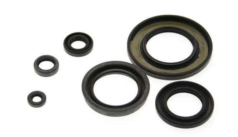 CENTAURO チェンタウロ ガスケット ボトムエンド オイルシールセット【Bottom End Oil Seal Set】【ヨーロッパ直輸入品】 YZ250 (250) 86-87