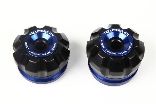 SSK:スピードラ エスエスケー:スピードラ フロントアクスルスライダー MT-09 トレーサー MT-09 XSR900
