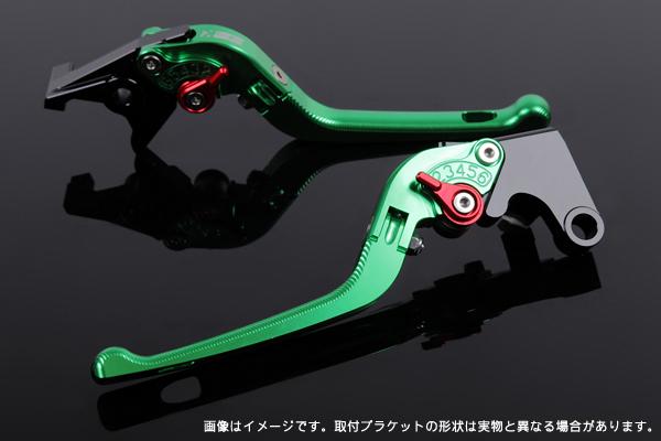SSK:スピードラ エスエスケー:スピードラ アルミビレットアジャストレバーセット 3D可倒式 NS-1 Monkey125 GROM MSX125 CBR250R CB250F CB250R CBR400R 400X CB400F