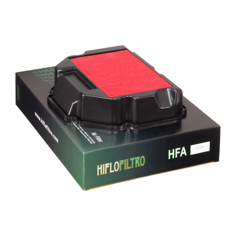 HIFLOFILTRO ハイフローフィルトロ エアクリーナー・エアエレメント Air Filter HFA 1403 VFR400R【ヨーロッパ直輸入品】 VFR400R (400) VFR400R NC30 (400)