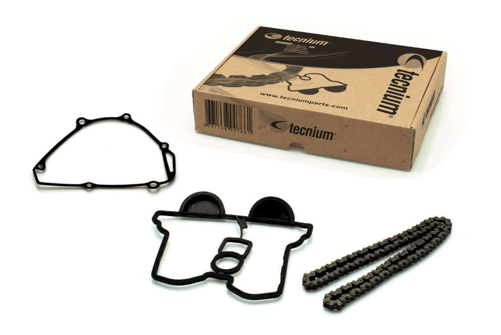 【クーポン配布中】TECNIUM テクニウム TECNIUM タイミングチェーンキット KAWASAKI KX250F用(Tecnium timing chain kit Kawasaki KX250F【ヨー