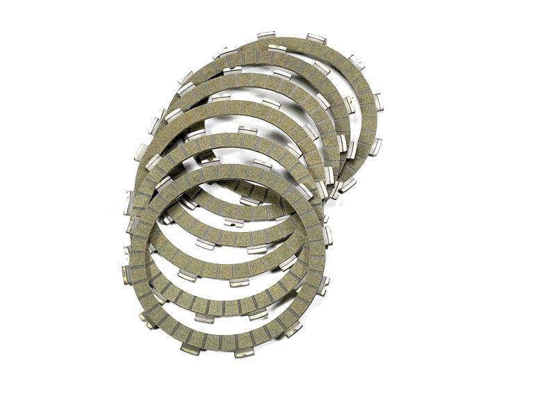 TECNIUM テクニウム トリム クラッチプレートキット SR/XT500用 (KIT DISCS TRIMMED FOR SR / XT500【ヨーロッパ直輸入品】) SR500 (500) XT500 (500) 76-89