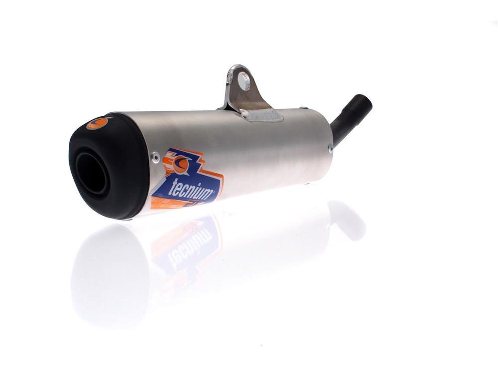 テクニウム バッフル・消音装置 TECNIUM アルミサイレンサー 2ストローク KTM SX85用 (Tecnium Alu 2 Stroke Silencer KTM SX85【ヨーロッパ直輸入品】)