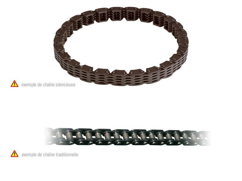 Prox プロックス タイミングチェーン 112リンク KTM SXF350 11 MAIL用 (TIMING CHAIN FOR KTM 112 SXF350 11 MAIL【ヨーロッパ直輸入品】)