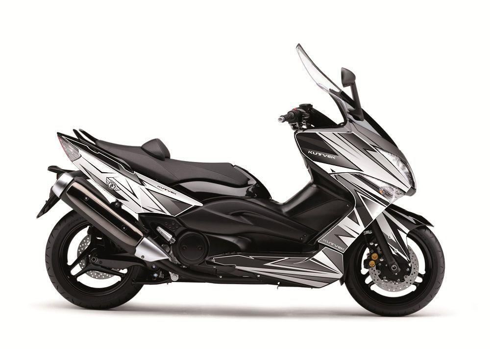 クヴェック ステッカー・デカール KUTVEK ベロシティ グラフィックキット YAMAHA T-MAX500【Kutvek graphic kit Velocity Yamaha T-Max 500】【ヨーロッパ直輸入品】