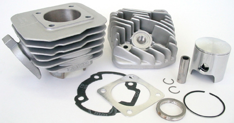 AIRSAL サーマルグループ セグメント Φ40 50 PEUGEOT BUXY/SPEEFIGHT/SPEEDAKE【Φ40 Thermal group Airsal 50 Peugeot Buxy / Speedfight / Speedake】【ヨーロッパ直輸入品】