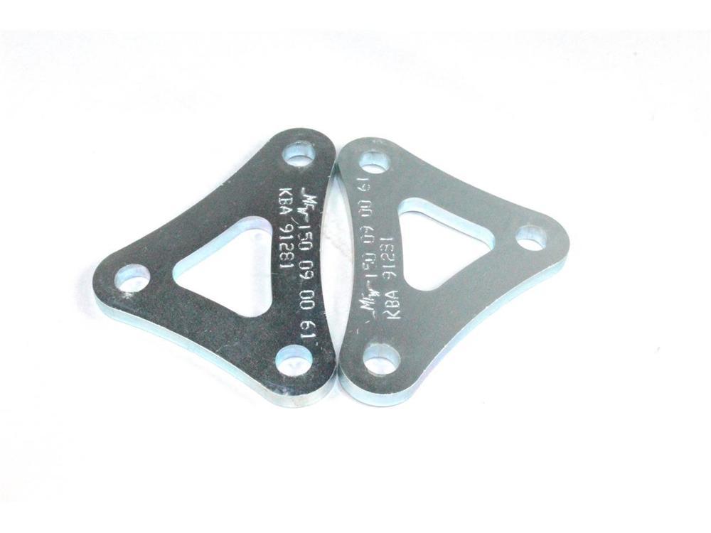 TECNIUM テクニウム TECHNIUM ローダウンキット 9タイプ TRIUMPH用(Tecnium Lowering Kit 9-Type Triumph【ヨーロッパ直輸入品】)