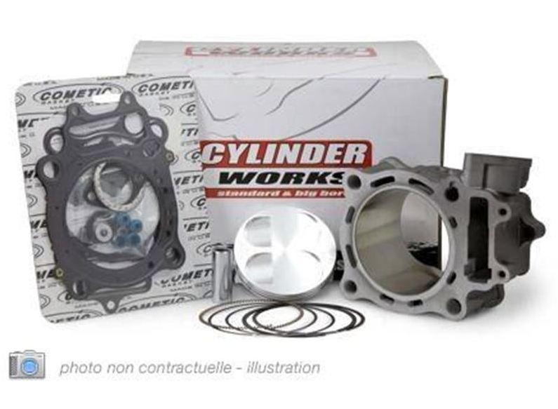 シリンダーワークス ガスケット バーテックス シリンダーピストンキット HONDA CRF250R用 (Kit cylinder piston-Cylinder Works Vertex Honda CRF250R【ヨーロッパ直輸入品】)