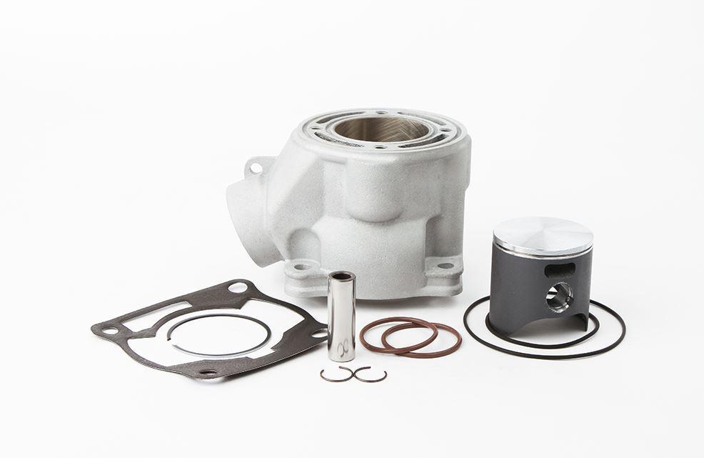 シリンダーピストンキット Φ48.5 85cc KAWASAKI KX450F用 (CYLINDER WORKS cylinder - piston kit 85cc Kawasaki KX450F Φ48.5【ヨーロッパ直輸入品】)
