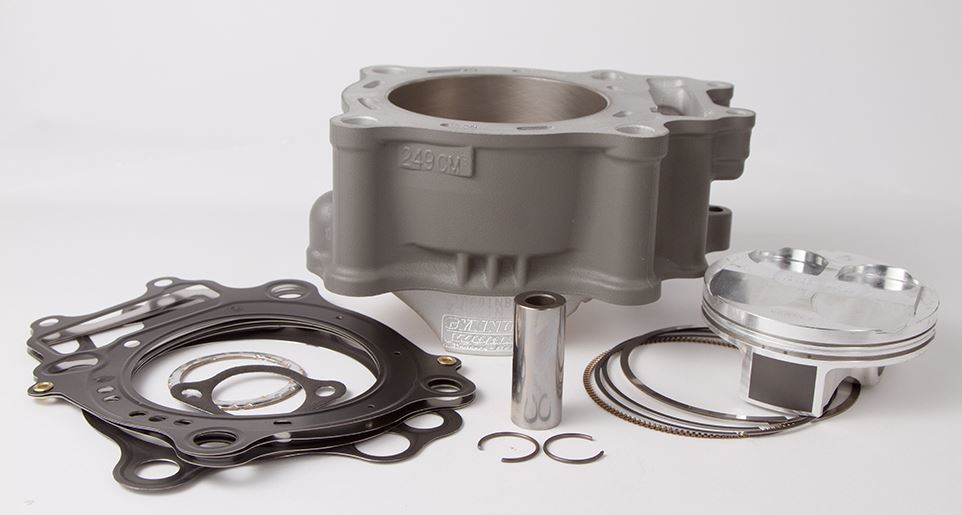 ガスケット シリンダーピストンキット Φ96 KAWASAKI KX450F 450cc用 (Cylinder Works cylinder - piston kit Kawasaki KX450F O96 450cc【ヨーロッパ直輸入品】)