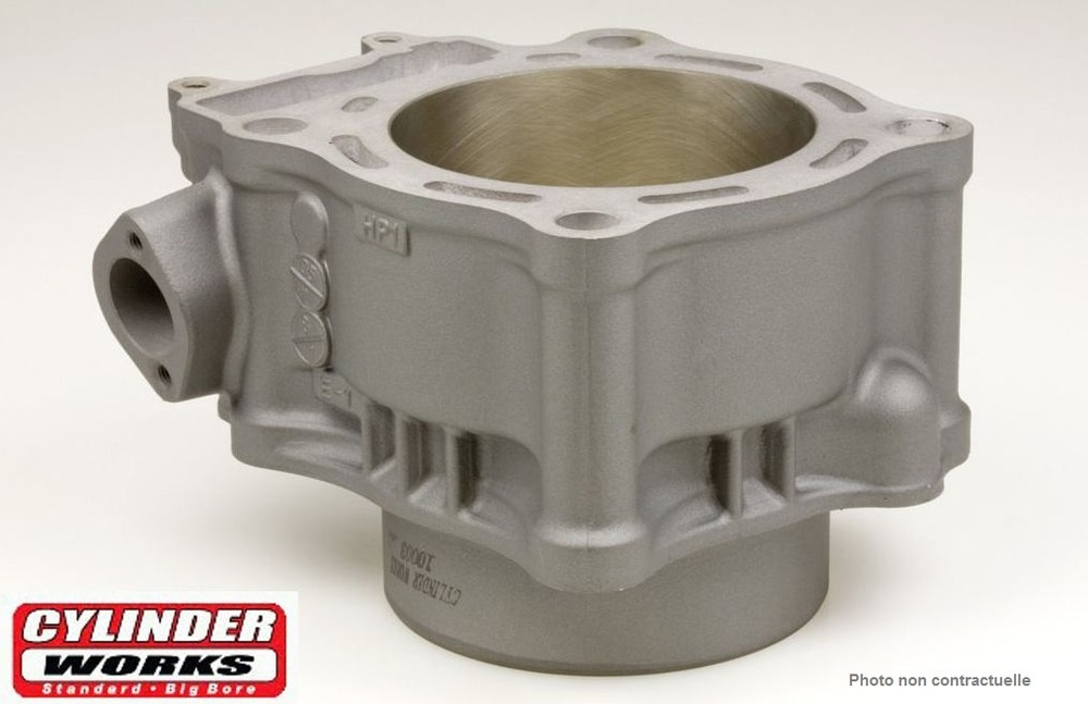 シリンダーワークス ガスケット シリンダー Φ76mm KTM用 (CYLINDER CYLINDER WORKS FOR KTM Φ76MM【ヨーロッパ直輸入品】)