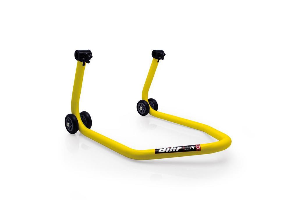 エルブイ8 メンテナンススタンド類 リアスタンド イエロー(Universal rear stand with yellow by LV8 V media【ヨーロッパ直輸入品】) カラー:イエロー