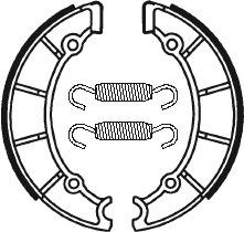 TECNIUM テクニウム ブレーキシューズ オーガニック【BRAKE SHOES ORGANIC】【ヨーロッパ直輸入品】 SR500 (500)