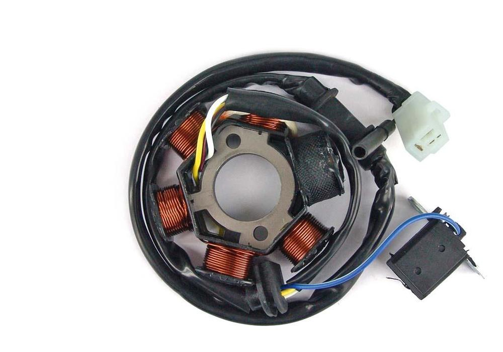 B1 ビーワン スターター イモビライザー無し PEUGEOT SCOOTER用 (STATOR FOR PEUGEOT SCOOTER WITHOUT IMMOBILIZER【ヨーロッパ直輸入品】)