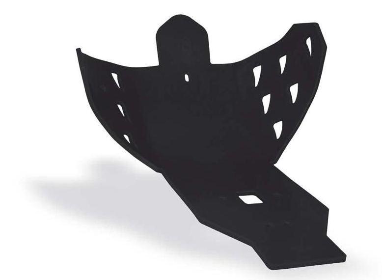 クロスプロ ガード・スライダー CROSS-PRO スキッドプレート ENDURO式/PHD ブラック YAMAHA WR250F【CrossPro black PHD Enduro / GP Yamaha WR250F】【ヨーロッパ直輸入品】