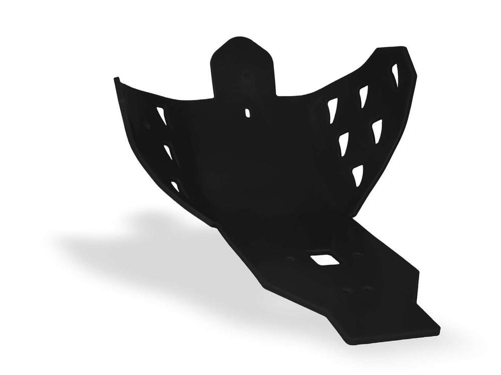 ガード・スライダー CROSSPRO GP スキッドプレート HDPE ブラック KAWASAKI KX450F 【CROSSPRO GP Skid Plate Kawasaki KX450F Black HDPE】【ヨーロッパ直輸入品】