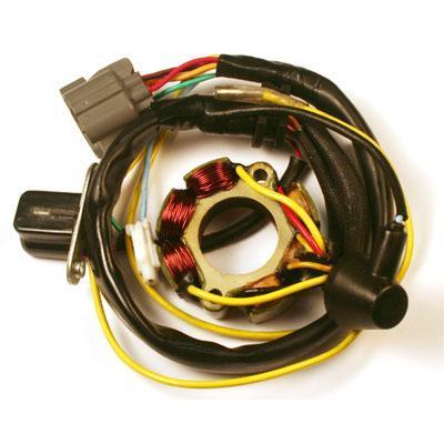 2コイルスターター 照明付き KX250F 2005 -08/RM-Z250 2005 -06用 (STATOR2 WITH LIGHTING FOR COIL KX250F 05 -08, 05 -06 RM-Z250【ヨーロッパ直輸入品】)