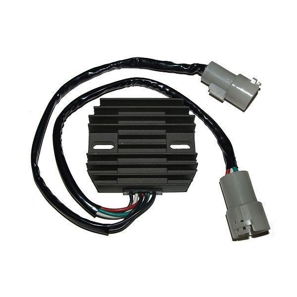 ELECTROSPORT エレクトロスポーツ レギュレーター ZX6R -6RR 2003-04/ZZR600 2005-06用 (REGULATOR FOR ZX6R -6RR 03-04, 05-06 ZZR600【ヨーロッパ直輸入品】) ZX6R 636CC (636) ZX6R (600) ZX6RR (600) 03-04