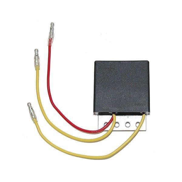 ELECTROSPORT エレクトロスポーツ レギュレーター POLARIS SCRAMBLER 400用 (Polaris Scrambler 400 Regulator Electrosport【ヨーロッパ直輸入品】)