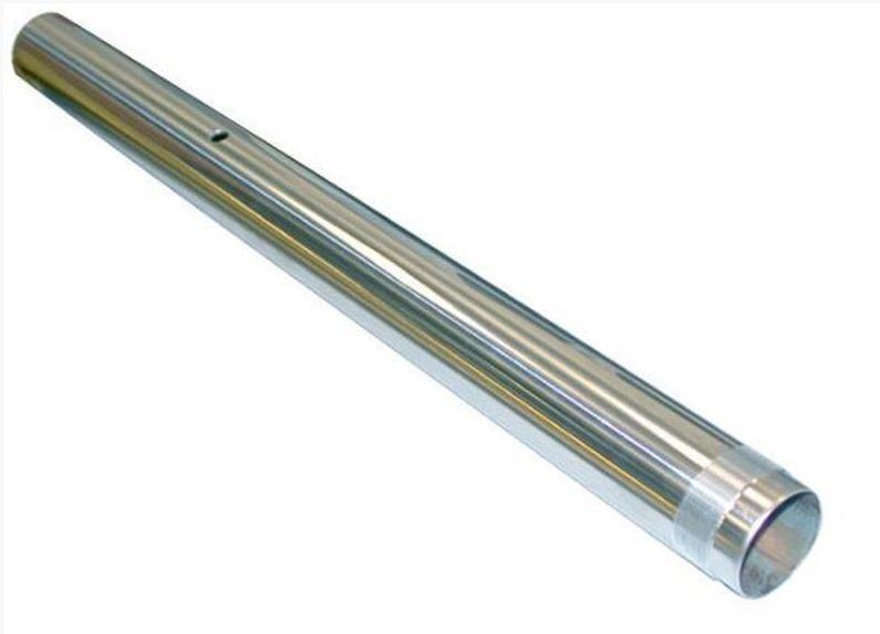 TAROZZI タロッティ その他フロントフォーク関係 クローム フロントフォークチューブ YAMAHA RD350LC用 (chrome fork tube for Yamaha RD350LC【ヨーロッパ直輸入品】)