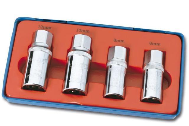 DRAPER ドラッパー DRAPER スタッドエクストラクター (4個1セット)【DRAPER GAME 4 DEMONTE-STUD】【ヨーロッパ直輸入品】