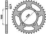 ピービーアール スプロケット aluminum PBR Crown chain【ヨーロッパ直輸入品】 丁数:46