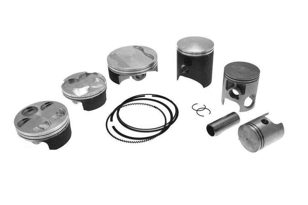 TECNIUM テクニウム ピストン・ピストン周辺パーツ スタンダードピストン コンプリートキット 鍛造 【Complete Kit Forged Pistons Standard【ヨーロッパ直輸入品】】