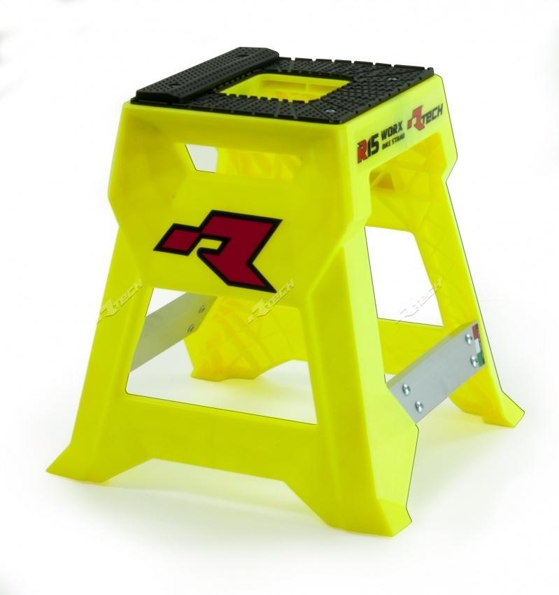 RACETECH レーステック サイドスタンド スタンド R15 MX【R15 Mx Stand【ヨーロッパ直輸入品】】 COLOR: FLURO YELLOW