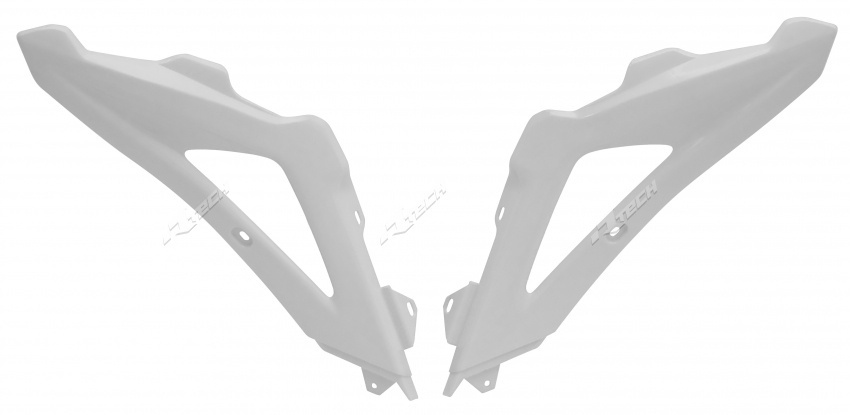 RACETECH レーステック ラジエーター関連部品 アッパー ラジエータースクープ【Upper Radiator Scoops【ヨーロッパ直輸入品】】