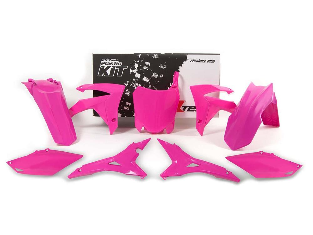 RACETECH レーステック フルカウル・セット外装 外装キット【Plastic Kit】 CRF250R (250) 14-17 CRF450R (450) 13-16
