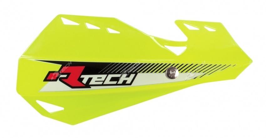 RACETECH レーステック ツイン ハンドガード【Dual Hand Guard【ヨーロッパ直輸入品】】 COLOR:NEON YELLOW
