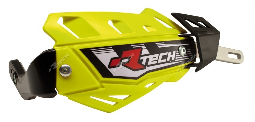 RACETECH レーステック FLX フルプロテクション ハンドガード アルミバー付き【FLX Full Protection Handguard w / Aluminum Bar】