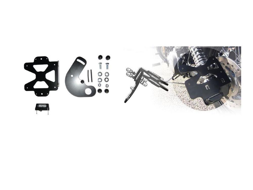 ACCESS DESIGN アクセスデザイン ナンバープレート関連 Bihr サイドパネル【Bihr SIDE PANELS】【ヨーロッパ直輸入品】
