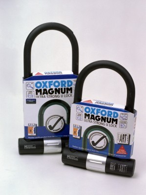 OXFORD オックスフォード U字ロック MAGNUM LOCK 【ヨーロッパ直輸入品】