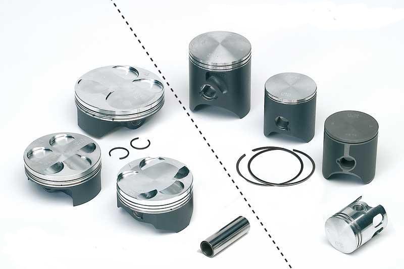 VERTEX ヴァーテックス VERTEX PRO piston forged high compression Kawasaki KX250F 17- 【ヨーロッパ直輸入品】 KX250F (250) 17