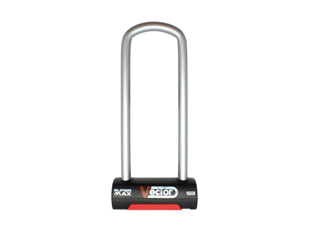 ベクター U字ロック VECTOR Super MAX S3 U-Lock 88×270mm 【ヨーロッパ直輸入品】
