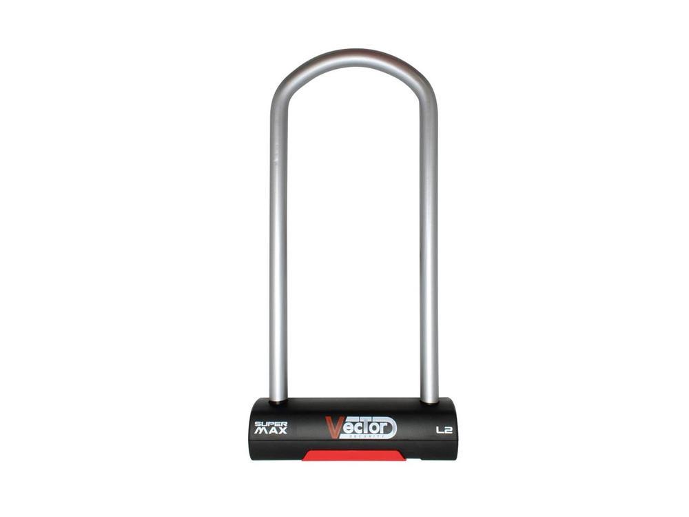 ベクター U字ロック VECTOR Super MAX L2 U-Lock 130×320mm 【ヨーロッパ直輸入品】