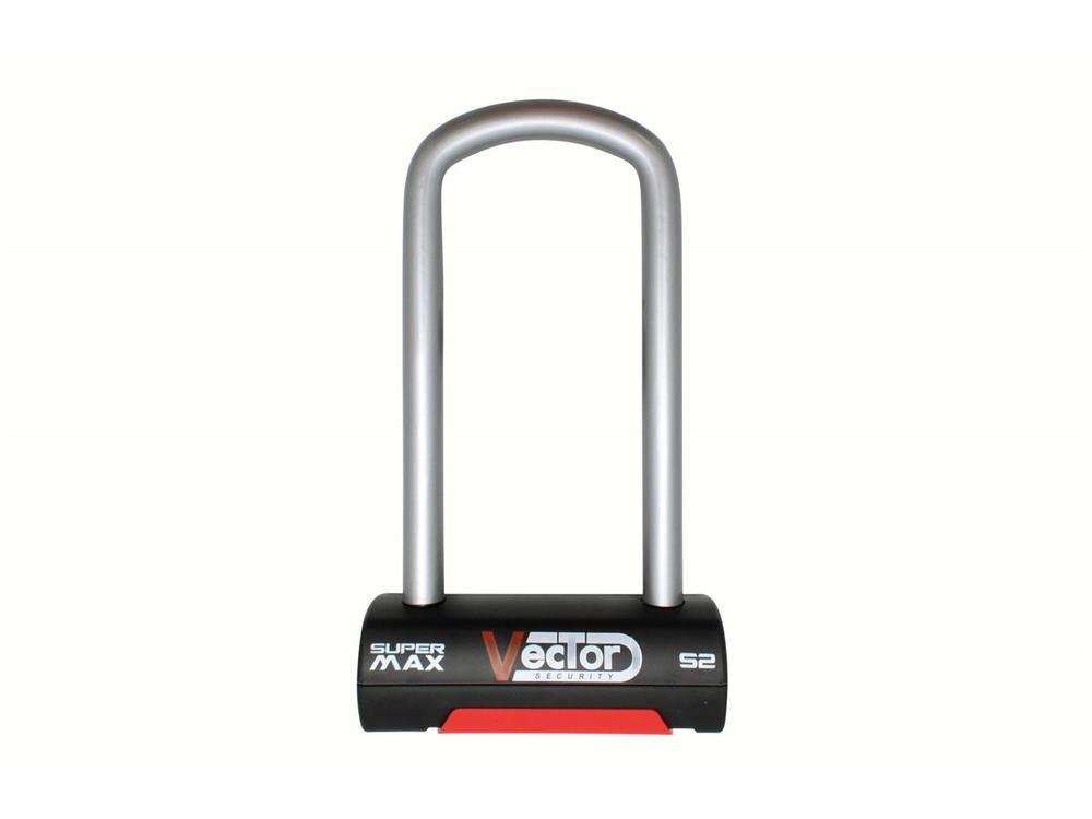 ベクター U字ロック VECTOR Super MAX S2 U-Lock 88×200mm 【ヨーロッパ直輸入品】