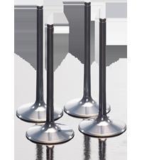Prox プロックス その他エンジンパーツ Titanium Exhaust Valve 【ヨーロッパ直輸入品】 KX250F(250)17