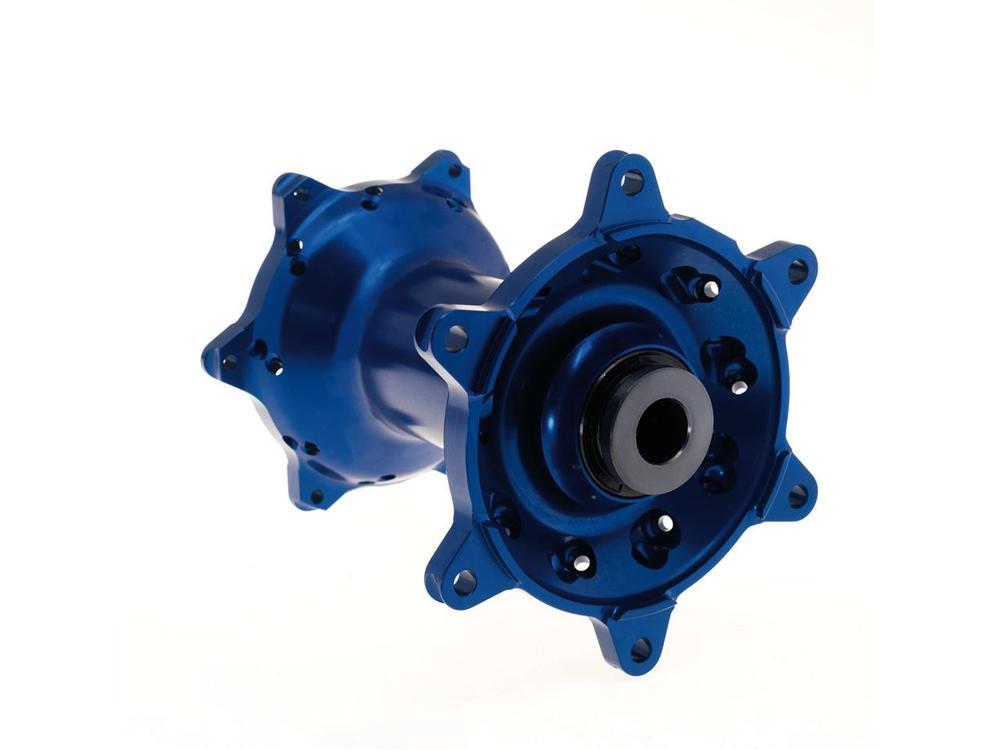 A.R.T エーアールティー ホイール関連パーツ Front blue hub for complete wheel 【ヨーロッパ直輸入品】
