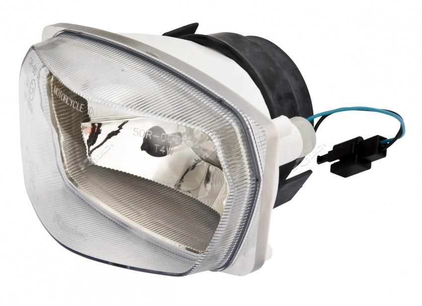 RACETECH レーステック V-FACE スペア ヘッドライト【V-Face Spare Headlight【ヨーロッパ直輸入品】】