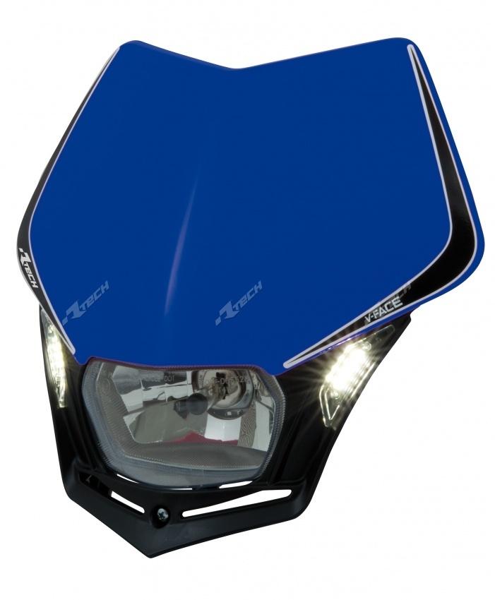 RACETECH レーステック V-FACE ヘッドライトLED【V-Face Headlight Led【ヨーロッパ直輸入品】】