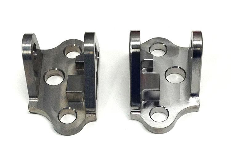SCAR スカー Titanium Brackets【ヨーロッパ直輸入品】 YZ450F (450) 08-18 YZ250F (250)