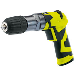 DRAPER ドラッパー その他、電動ドリル Storm Force(R) Composite10mm Reversible Air Drill with Keyless Chuck 【ヨーロッパ直輸入品】
