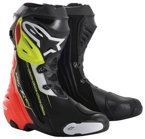 【送料無料】フットウェア alpinestars アルパインスターズ 8021506924135  ポイント10倍! alpinestars アルパインスターズ オンロードブーツ SUPERTECH-R BOOT 0015 [スーパーテック-R ブーツ 0015] サイズ:40(25.5cm)