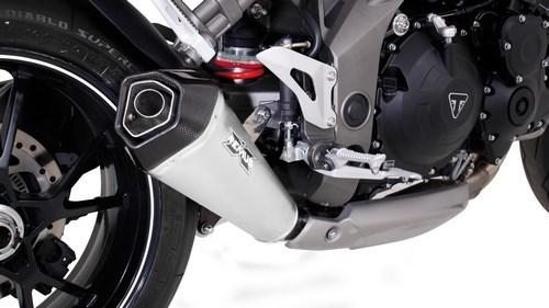 REMUS レムス HYPERCONE スリップオンマフラー Speed Triple 1050 Speed Triple 1050 S