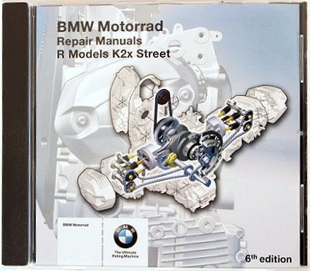 ビーエムダブリュー 書籍 リペアマニュアル DVD for 2005-2010 BMW R-モデル