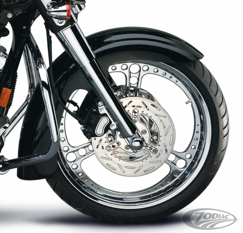ZODIAC ゾディアック フロントフェンダー ARLEN NESS BIG-WHEELER FRONT FENDER FLT 1987 to present