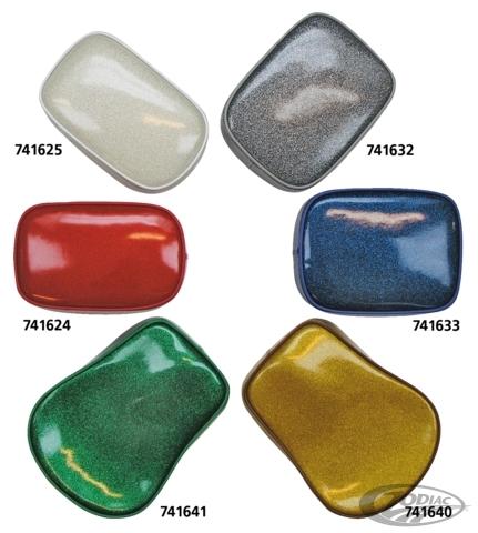ZODIAC ゾディアック シート本体 METAL FLAKE REMOVABLE SUCKER SEATS COLOR:METAL FLAKE GREY VINYL
