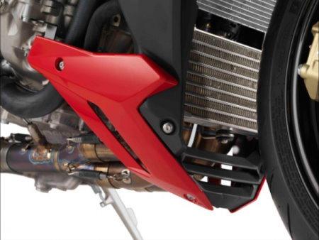 BMW ビーエムダブリュー その他外装関連パーツ エンジンスポイラー タイプ:LH (左) 用 K47 (S 1000 R) (02/2013-06/2017)